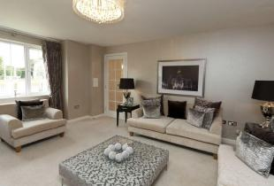 Oakfield Gait, Dalgety Bay by Barratt Homes, Ridge Way,