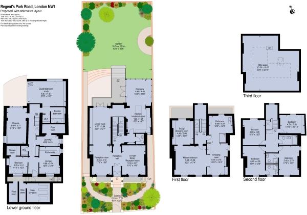 Floor Plan -Proposed