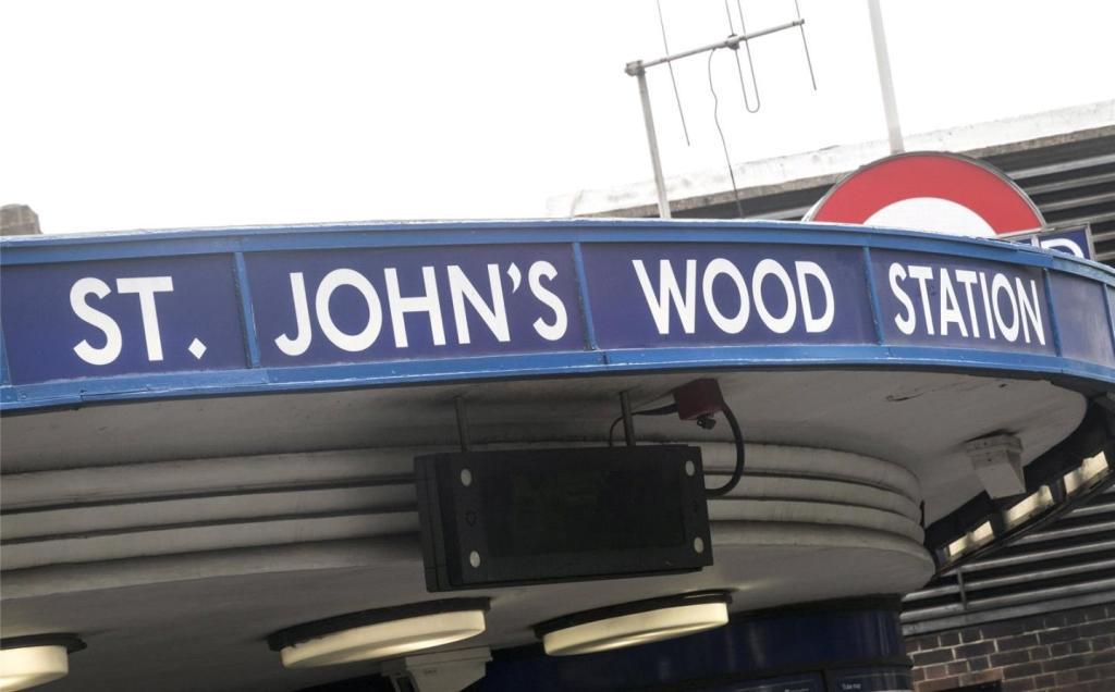 St Johns Wood Tube