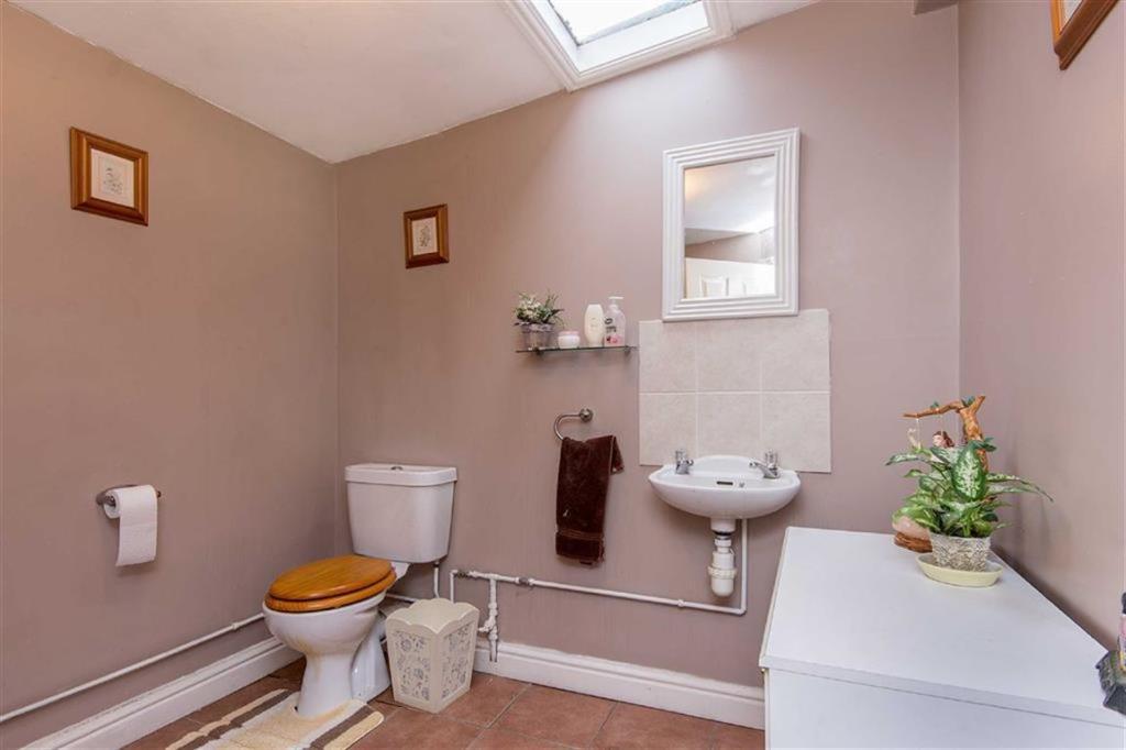 Shower Room/Cloakroo