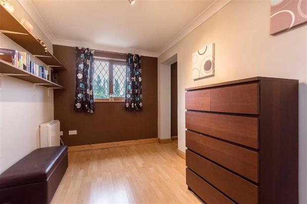 Bedroom Three Dressi