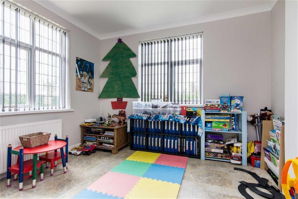 Playroom/Bedroom Fiv