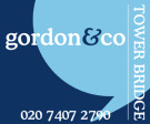 Gordon & Co, Tower Bridge logo