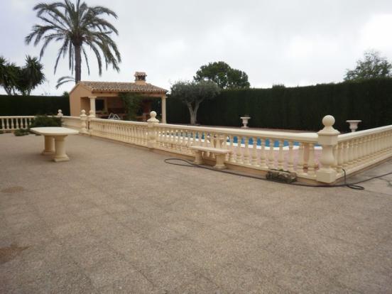 Open terraces