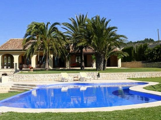 Country house & pool