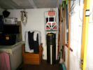 Store room/workshop