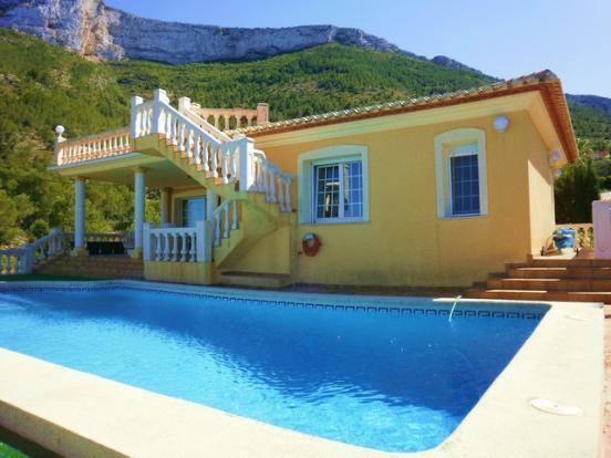 This lovely villa