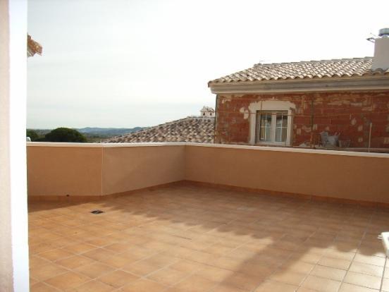 Private open terrace