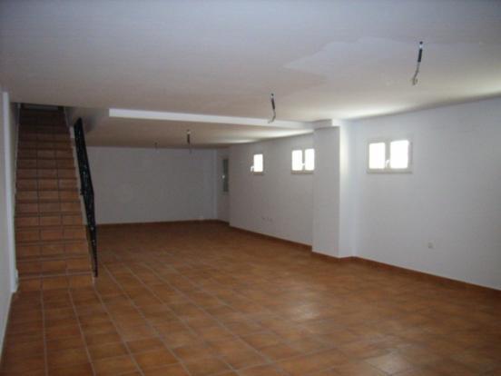 Huge lower floor