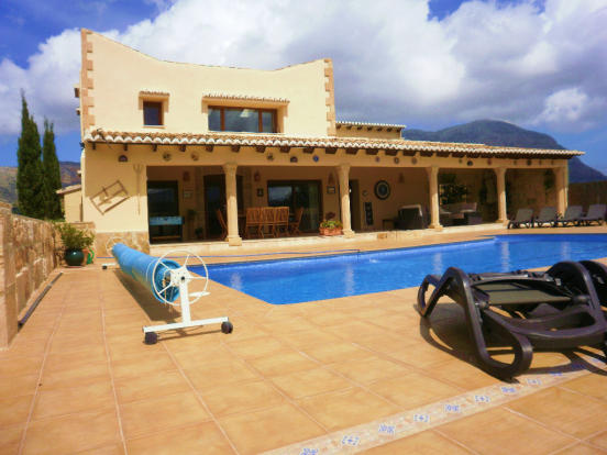Finca, pool, terrace