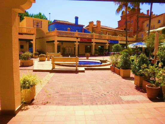 La Plaza again