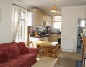 Flat to rent in Parfrey Street, London