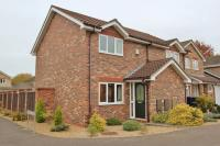 2 bedroom semi detached house for sale in Glebe Road, Waterbeach