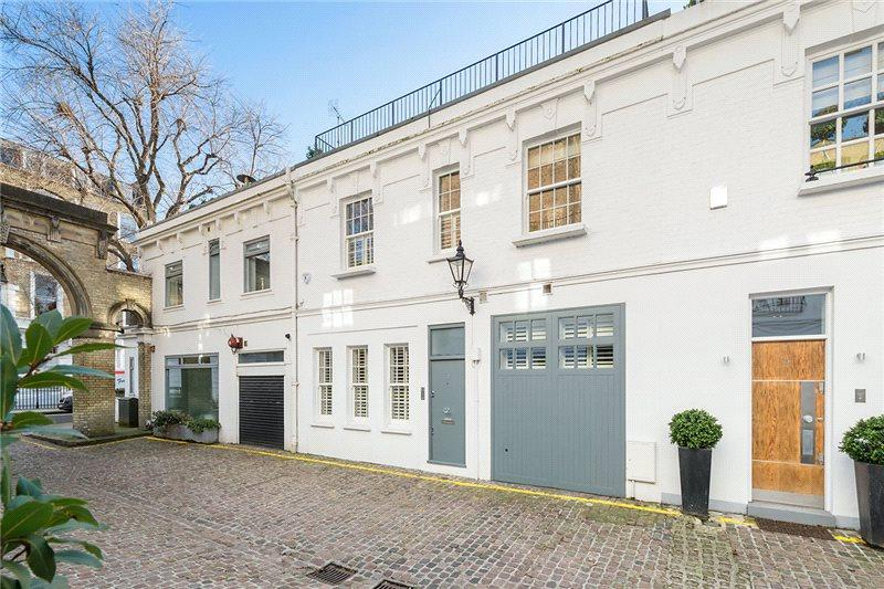 2 bedroom mews house for sale in Laverton Mews, London ...