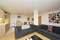 Flat for sale in Belsize Road, London