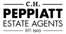 CH Peppiatt, London logo