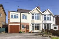 Uttoxeter Road semi detached house for sale