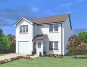 3 bed new development for sale in Baxter Brae, Cleland, ML1