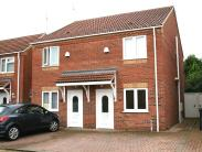 2 bedroom semi detached house in Crofters Close...