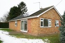 Detached Bungalow to rent in Nursery Lane, Hockwold...