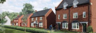 Kingsmere by Bovis Homes, Chesterton,
