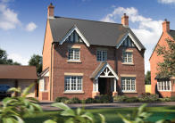 4 bed new property for sale in Park Lane...
