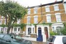 Flat for sale in Nansen Road, Battersea