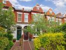 property for sale in Elms Crescent, Clapham