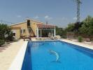 Villa for sale in , Hondon de los Frailes...
