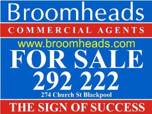 Broomheads Commercial Agents , Blackpoolbranch details