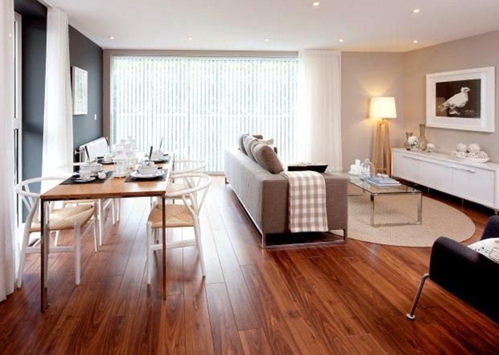 Barratt living room