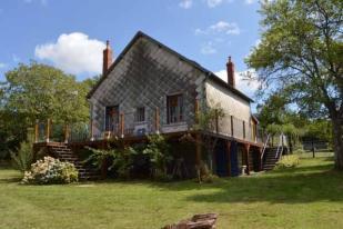 2 bedroom house in Villapourcon, Bourgogne...