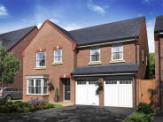 new house for sale in Spring Lane, Mapperley...