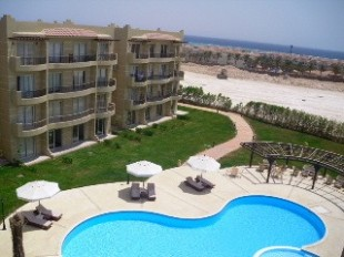 1 bed new Apartment in South Sinai...