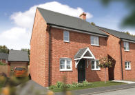 3 bed new home for sale in Hampshire Gardens...