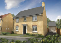 4 bedroom new home for sale in Hampshire Gardens...