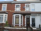 Terraced home in Windway Road, Canton...