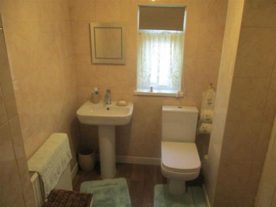 Shower Room W.C.