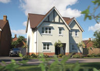 4 bed new house in Sorrel Drive Bridgwater...