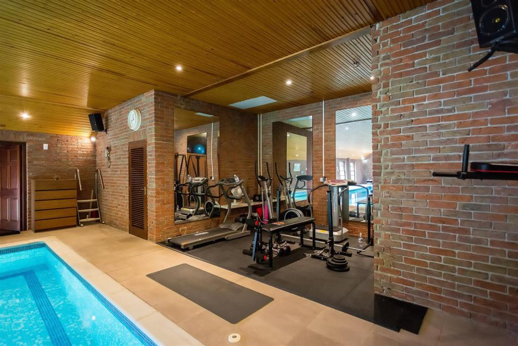 Gym / Leisure Area