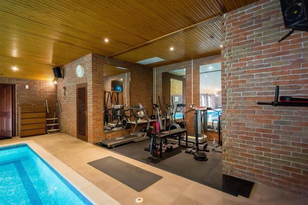 Gym / Leisure Area