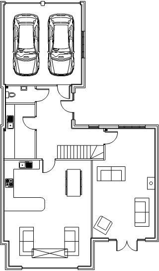 Ground Floor Plot 8