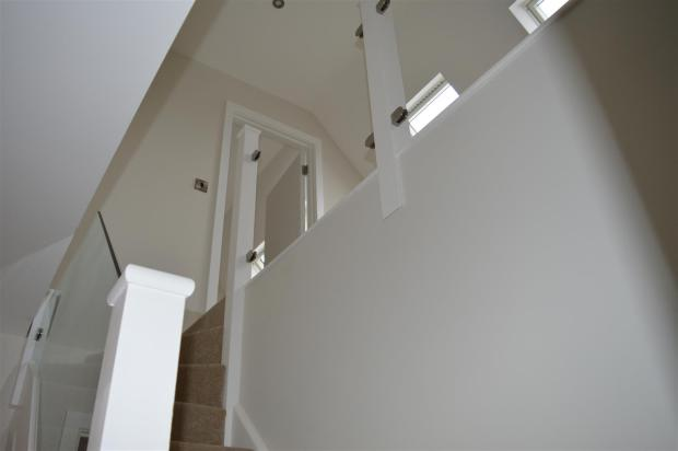 Staircase/Second flo