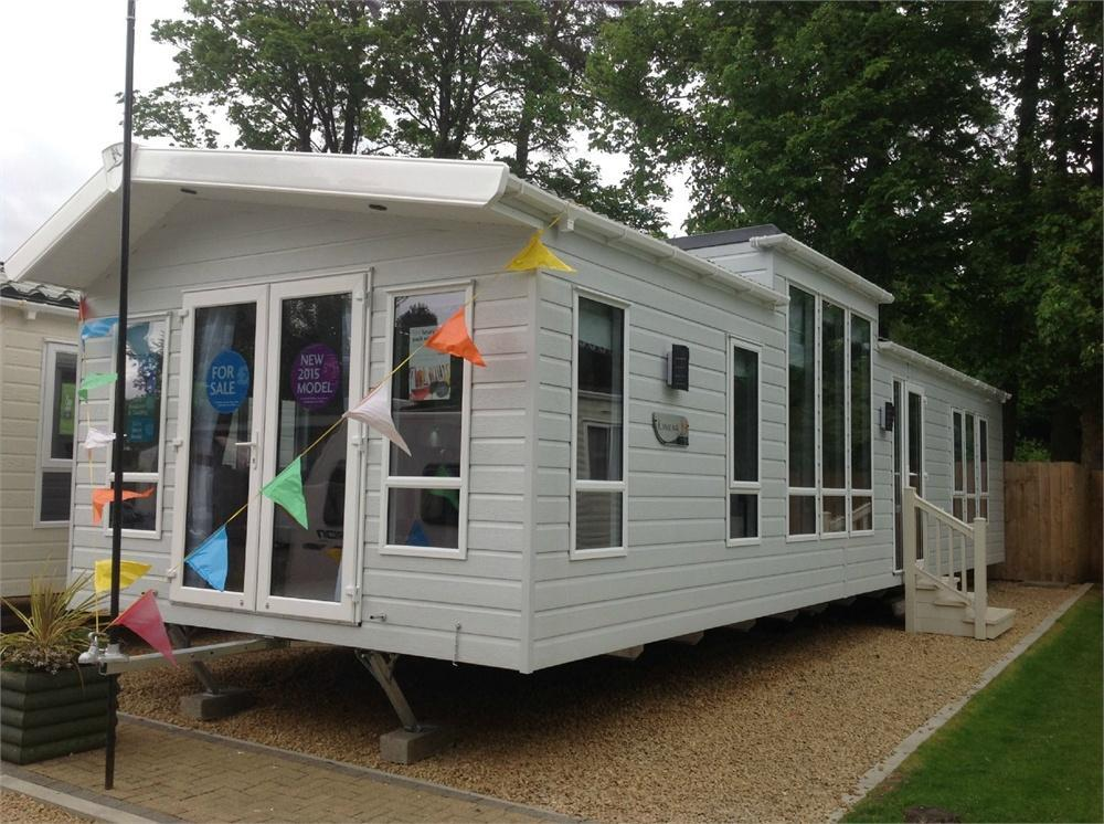 Awesome Bedroom Caravan For Sale In Pemberton Brompton Frosterley Bishop