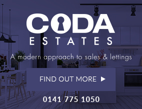 Get brand editions for Coda Estates Ltd, Glasgow