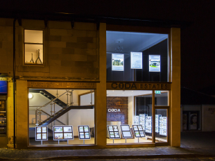 Coda Estates Ltd, Glasgowbranch details