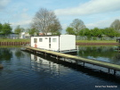 House Boat in Willow Wren Wharf...