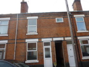 Terraced home for sale in Chambers St, Alvaston