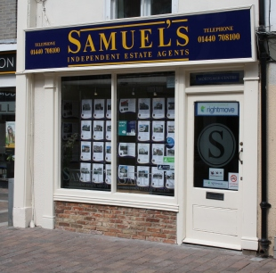 Samuel's Independent Estate Agents, Haverhillbranch details