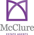 McClure Estate Agents, Greenock branch logo